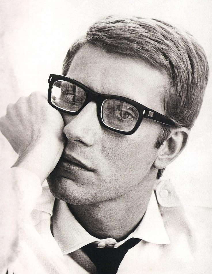 Yves Saint Laurent, 1964. Photo by Maurice Hogenboom