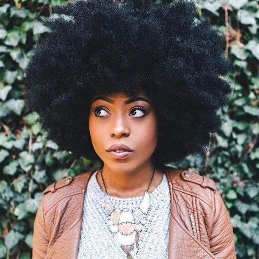 National hair inspiration from Instagram. | essence.com