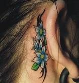 Unique small Tattoo Placement - Bing Images