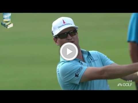 Zach Johnson's Solid Golf Shots 2017 Sony Open Hawaii PGA  Tournament #DentonGolfer #golf #golftips #golfing #GolfEquipmentIdeas