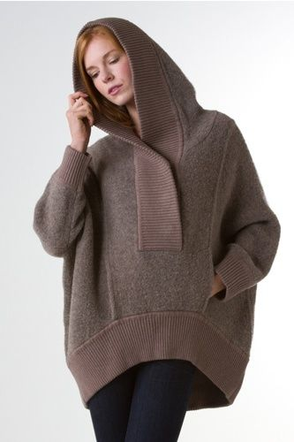 Room to move! 13 oversized sweaters we love by leila