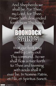 Boondock Saints – Cross & Prayer | best stuff
