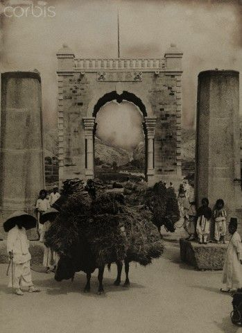 Independence Gate, Seoul(1921) /서울 독립문(1921)