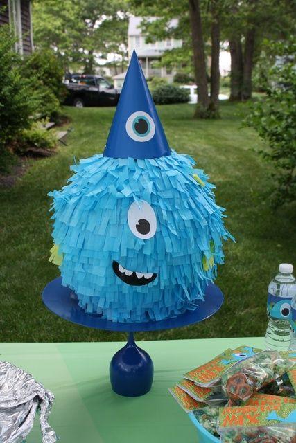 Piñata de Monster Party