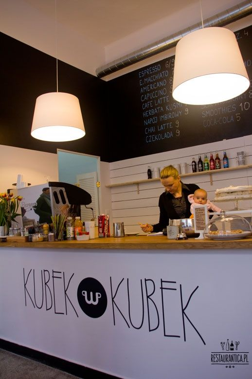 Kubek w Kubek / Cafe / Warsaw