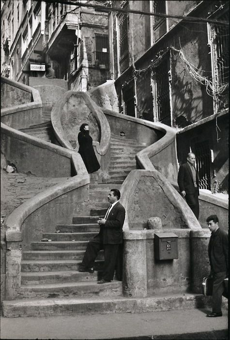 RP Istanbul 1965Istanbul Turkey, Photographers, Photos, Henry Cartier Bresson, Stairs, Henri Cartier Bresson, Henry Cartierbresson, 1965, Photography Cartier Bresson