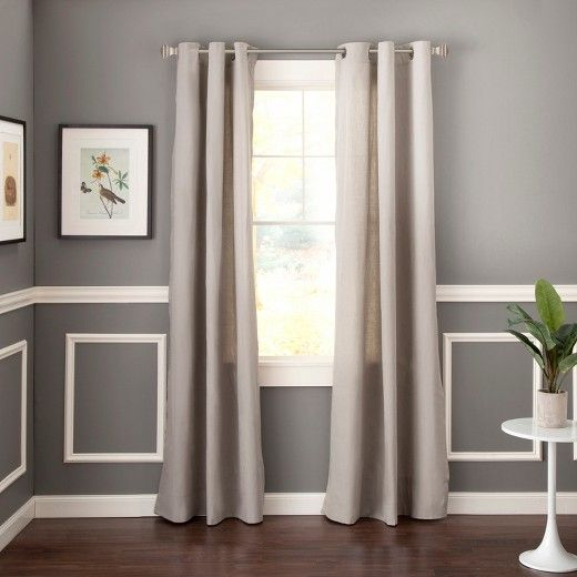 The Fast Fit Milton Easy Install Curtain Rod By Kenney Is As Easy