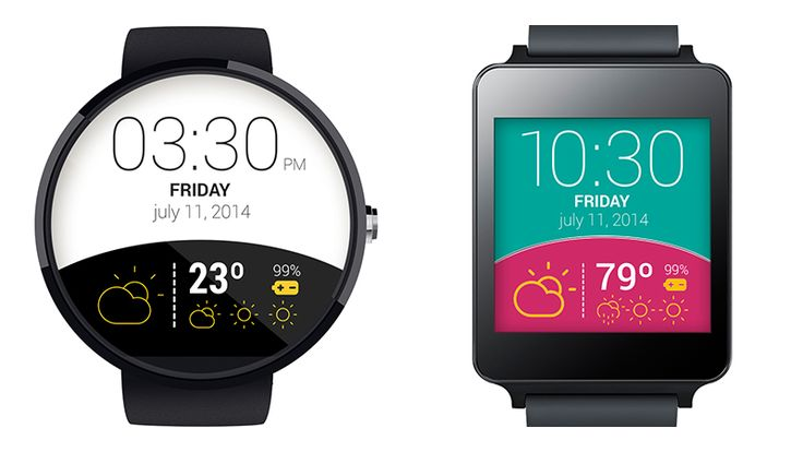 21 Gorgeous Android Wear Faces for Your Wrist