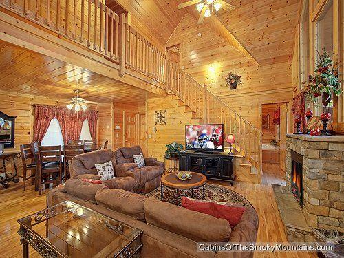 8 Best My Dream Gatlinburg Rental Cabin Images On Pinterest Gatlinburg Cabins Gatlinburg