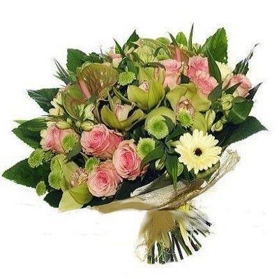 Букет свежих цветов с бесплатной доставкой в Москве http://www.dostavka-tsvetov.com/tsvety/gospozha