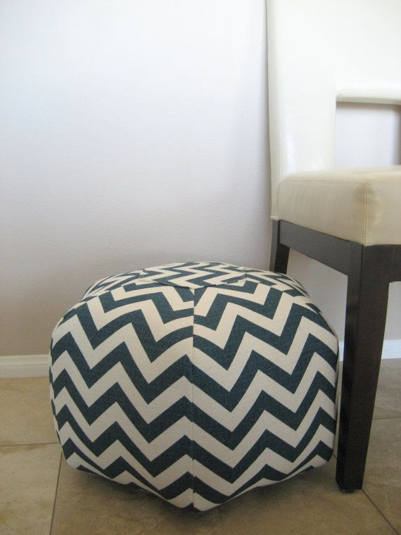 1000 Images About Poufs On Pinterest Herringbone Pouf