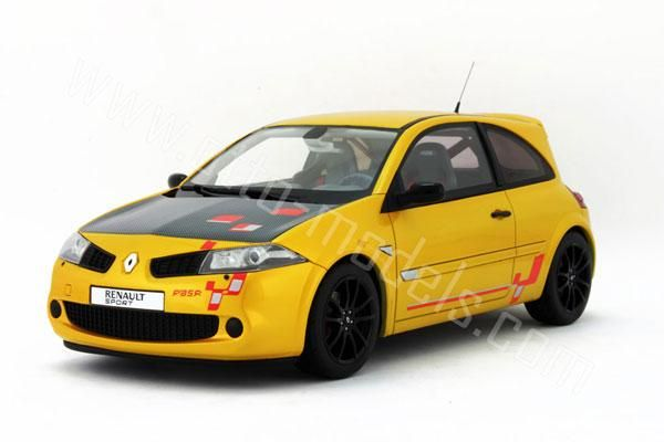 2008 Renault Megane R26-R - Yellow  by OttO