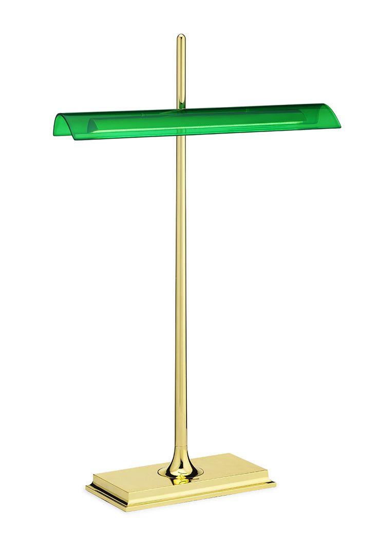 Goldman table lamp by Flos. Design by Ron Gilad   www.lovethesign.com/uk