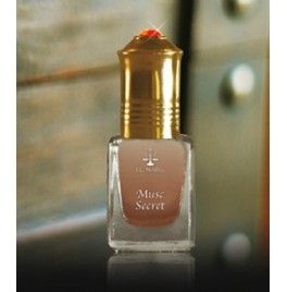 Parfum natural Musc Secret