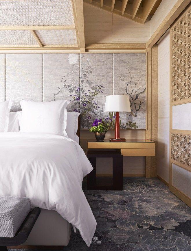 Four Seasons Hotel Kyoto Japan 日本京都四季酒店 Japanese Style Bedroom Luxurious Bedrooms Bedroom Design
