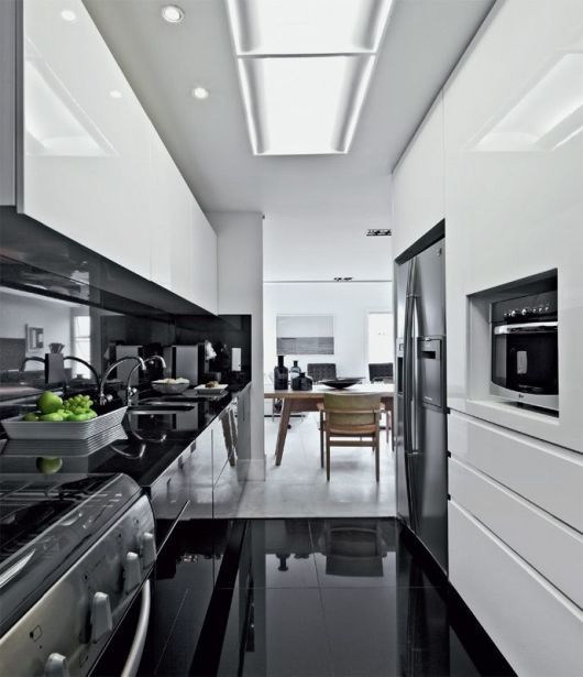 Contemporary Galley Kitchen Images: 25 Best Above The Fridge Cab Images On Pinterest