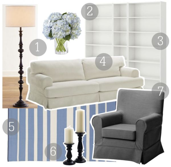 Simple Bedroom Interior Design: Boxwood Clippings_somethings Gotta Give Inspired Living