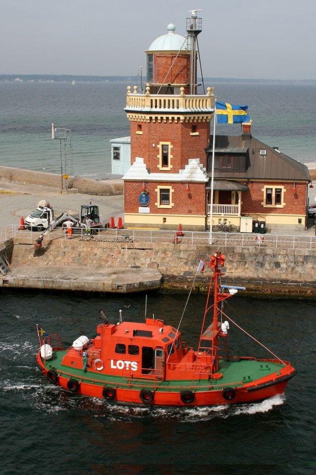 Helsingborg Lighthouse, Sweden