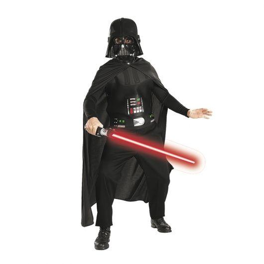 Disfraz Darth Vader con Espada Star Wars Infantil