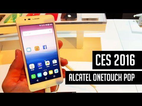 Alcatel Onetouch renovó su línea media Pop, todos con LTE y pantallas desde las 5 pulgadas, con un diseño a la altura de los tiempos actuales.