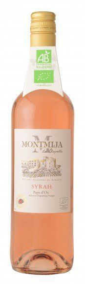www.wijnkraam.nl - De wijn is helder roze met paarse accenten en geurt naar gemalen rood fruit. Fris, aromatisch en opmerkelijk levendig en zuiver.