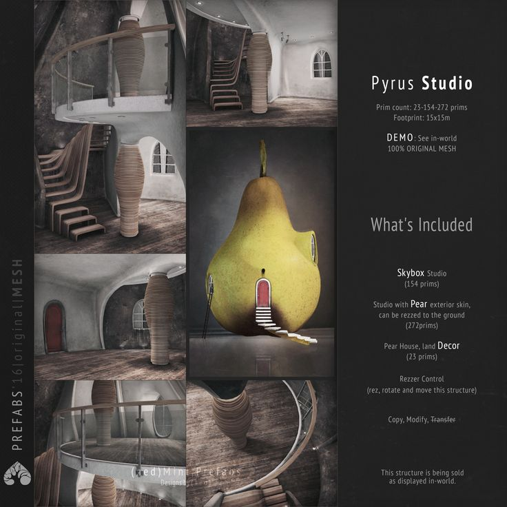 https://flic.kr/p/G497Zh | (r)M, Pyrus Studio | Soon..