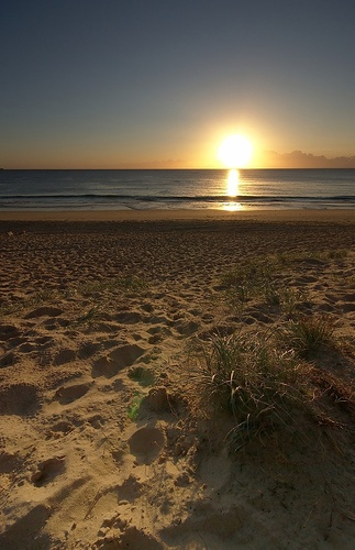 Watch the sunrise at Currimundi  #airnzsunshine