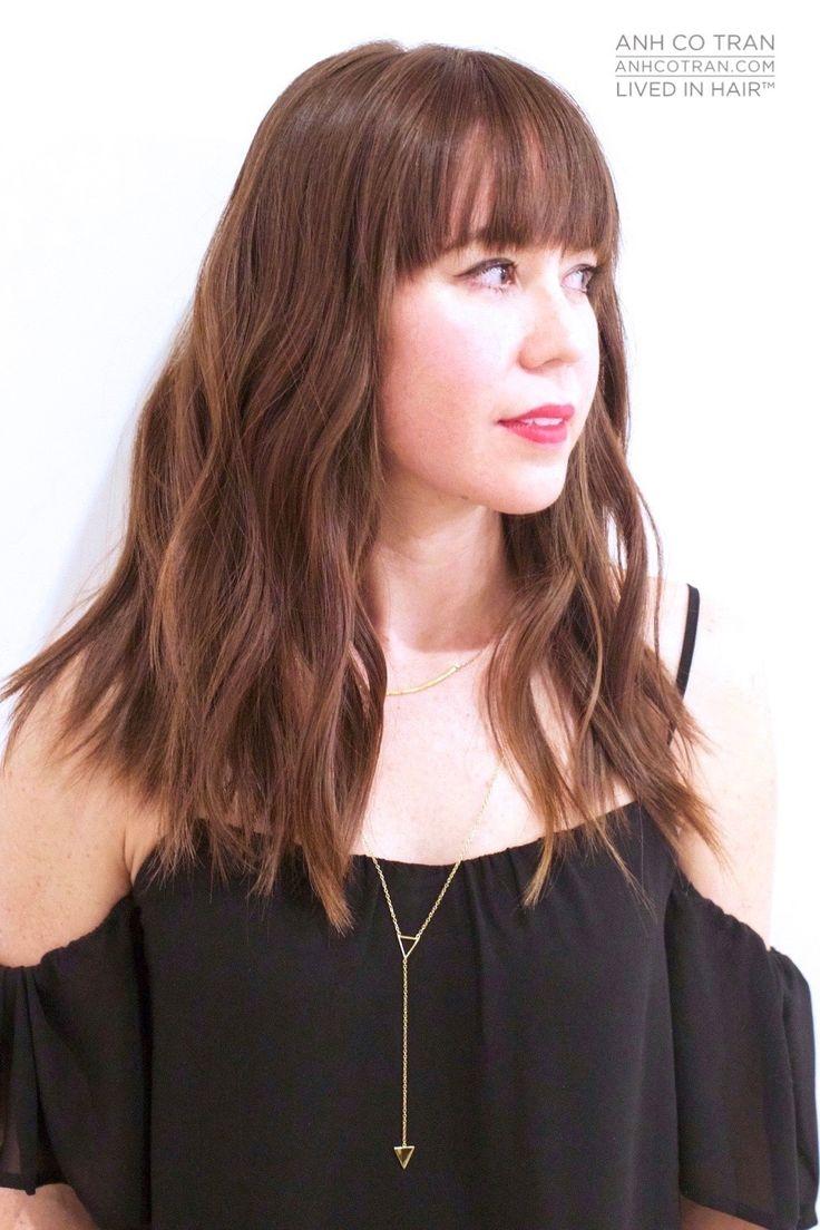 LOVELY + LONG Cut/Style: Anh Co Tran • IG: @Anh Co Tran • Appointment inquiries please call Ramirez|Tran Salon in Beverly Hills at 310.724.8167. #dreamhair #fantastichair #amazinghair #anhcotran #ramireztransalon #waves #besthair2015 #holidayhair #livedinhair #coolhaircuts #coolesthair #trendinghair #model #inspo #long #movement #favoritehair #haircuts2016 #besthair #ramireztran #womenshaircut #hairgoals #hairtransformation #brunette