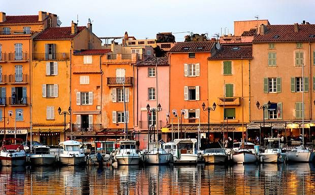 St Tropez, France | The Mediterranean With Miers
