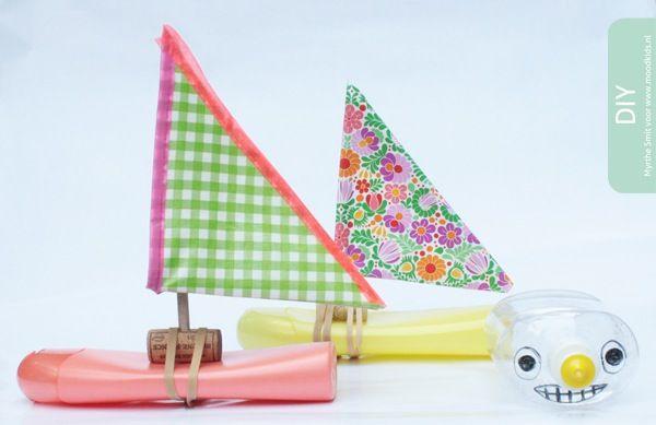 17 beste idee n over boot knutselen op pinterest oceaan ambachten knutselen met papieren - Maken van zijn boekenkast ...