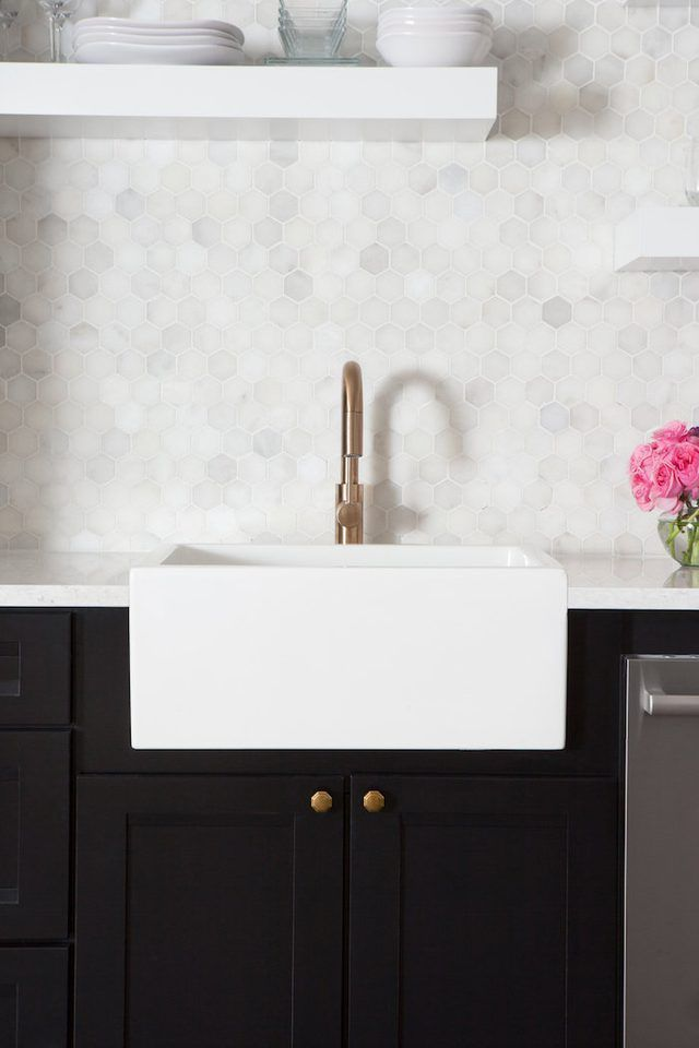 12 Truly Classy Marble Kitchen Ideas Modern Kitchen Backsplash