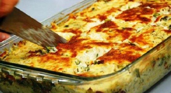 Arpacık Soğanlı Graten Tarifi | Yemek Tarifleri