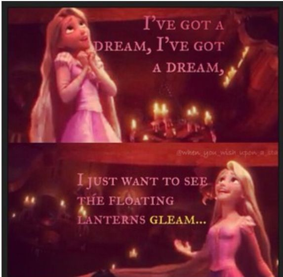 I have a dream. I have a dream. I want all the disney movies.