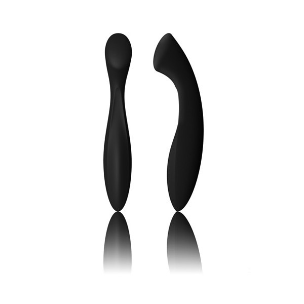 Os aseguramos que el punto G no está tan escondido como parece. Regala(te) placer con elegancia. http://www.jugueterosa.com/producto/lelo-ella-dildo-negro/
