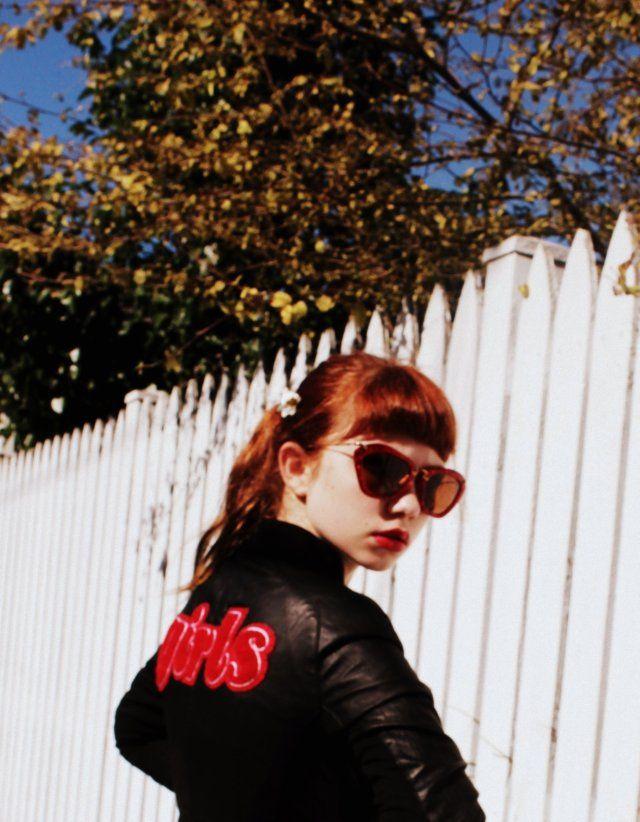 Adorkable muse - Tavi Gevinson #adorkable
