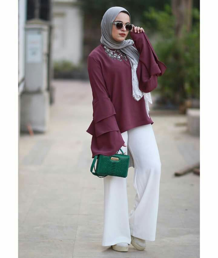 #SaharFoad #Hijab #Fashion