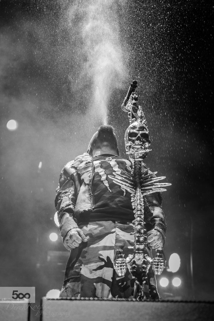 Joey jordison style favor photos pictures and wallpapers for - Five Finger Death Punch Performing As Headliner For Jjo S Sonic Boom In Janesville Wisconsin 9