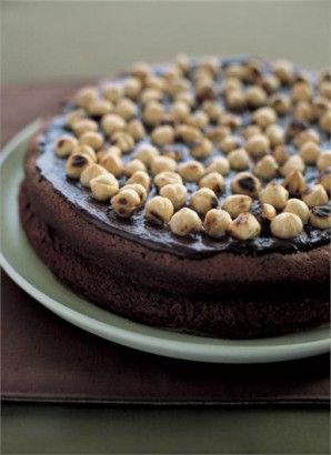 Not only is this one of the easiest cakes to make, it happens - joyously - to be one of the most delicious. My household is totally addicted...