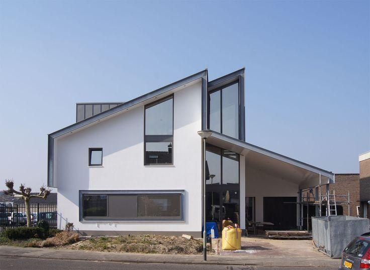 Renovatie woonhuis te Landgraaf