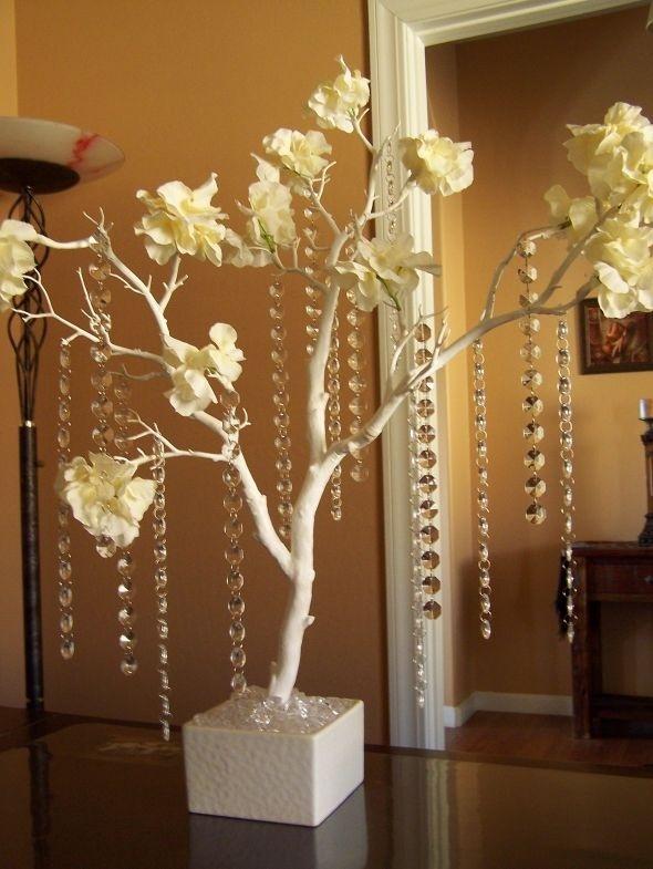 Best manzanita branch centerpieces images on pinterest