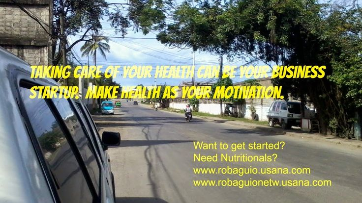 Taking care of your health can be your business startup.