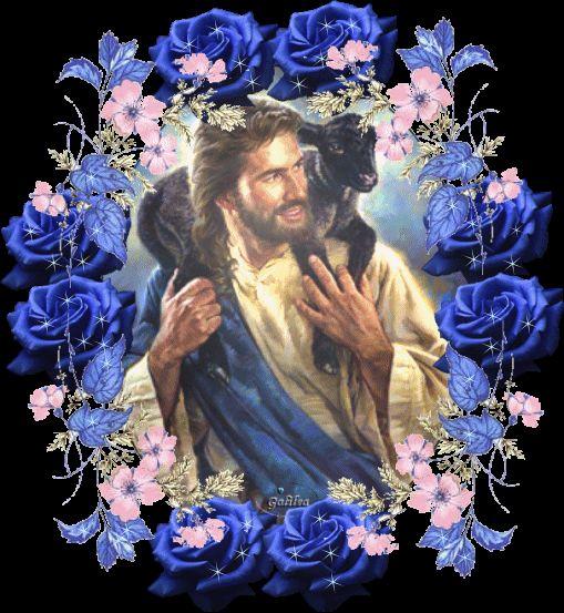GIF Jesus | IMAGENES DE JESÚS EL BUEN PASTOR