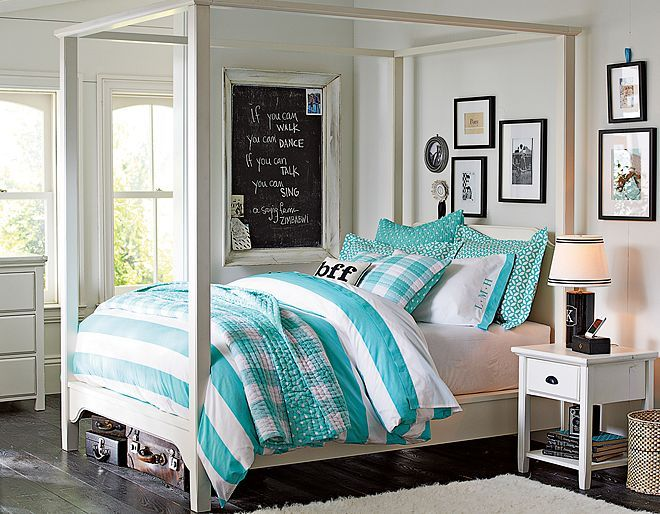 9 best accented neutral images on pinterest girls - Mature teenage girl bedroom ideas ...