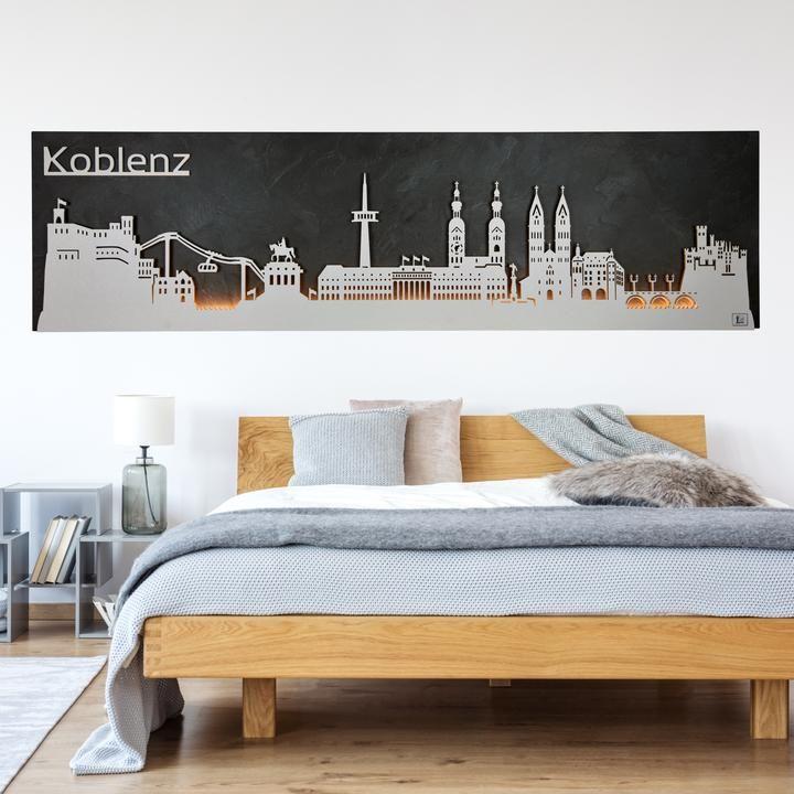 Beleuchtete Skylines Aus Holz Von Merk Echt Exklusiv Fur Dieses Produkt Designt Ihre Lieblingsstadt Und Landerhighli Haus Deko Wohnen Beleuchtete Wandbilder