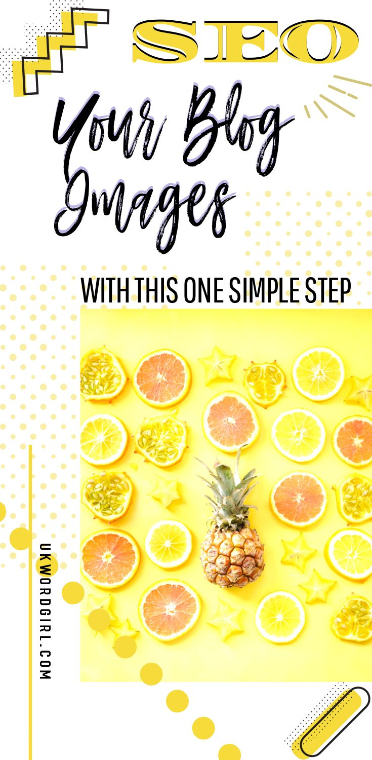 SEO Your Blog Images With This One Simple Step