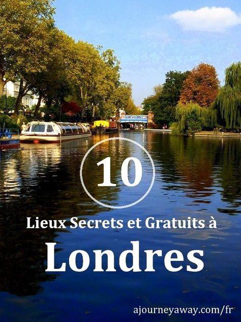 10 Lieux Secrets and techniques et Gratuits à Découvrir à Londres