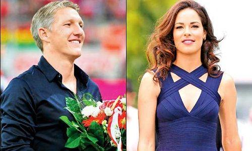 Have Ana Ivanovic and Bastian Schweinsteiger Married Secretly? - http://www.tsmplug.com/football/have-ana-ivanovic-and-bastian-schweinsteiger-married-secretly/