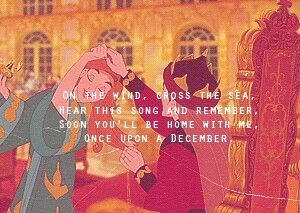 Anastasia . Once upon a december