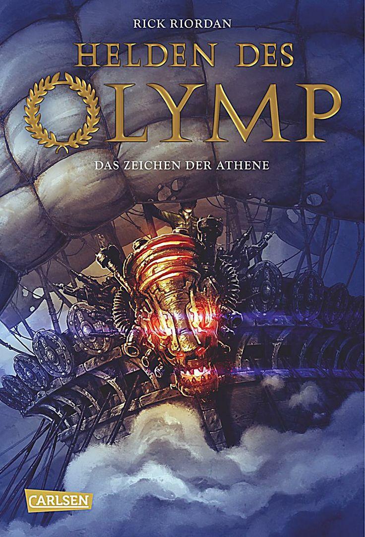 Helden des Olymp Das Zeichen der Athene - Rick Riordan