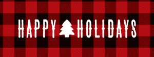 Free Holiday Facebook Cover…Plaid Cutest FB Timeline Cover from Smitten Blog Designs!